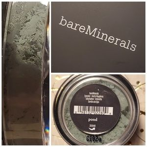 Bareminerals eyeshadow eye color Pond